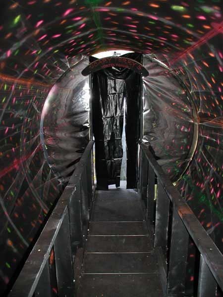 Quot Rotating Tunnel That You Walk Through Quot